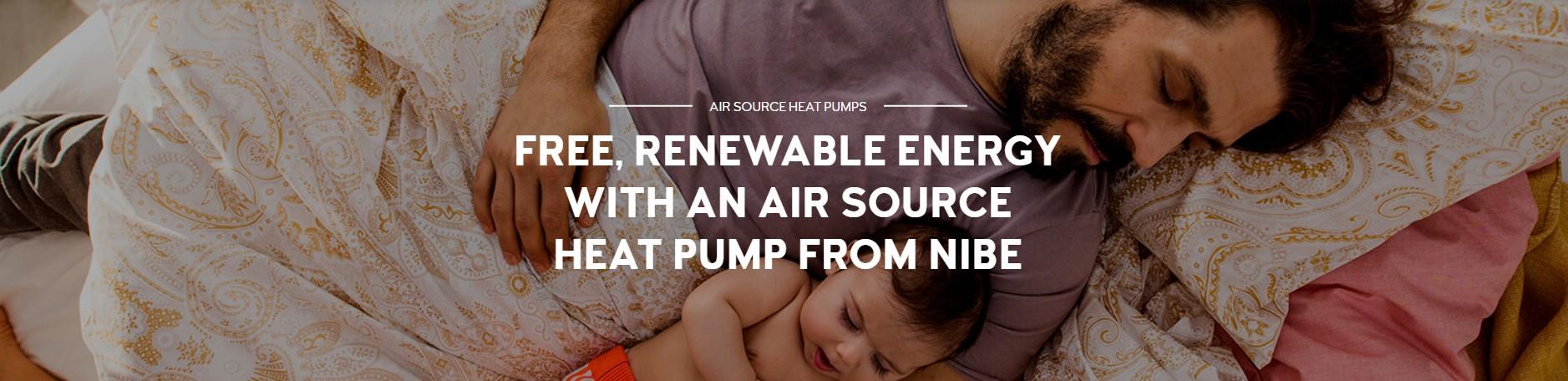 Air Source Heat Pump Grants England