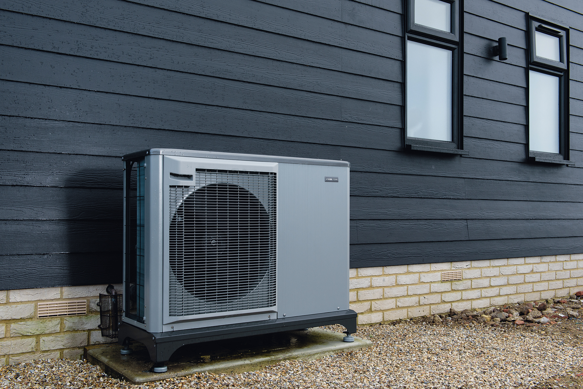 Air Source Heat Pump Grants Scotland