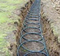 ground source heat pumps - ground loop